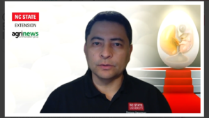 still frame of Edgar Oviedo presenting an incubation topic